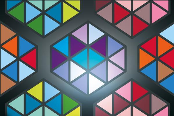 Schloss Colorgorical Tiling