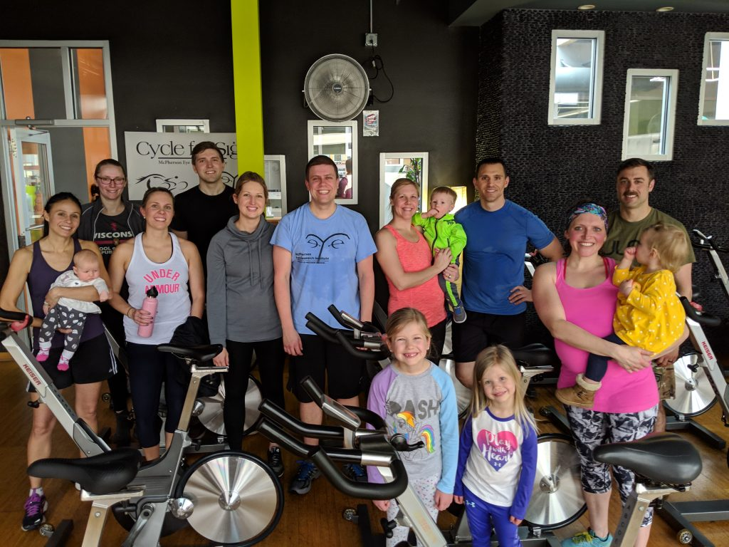 Team Tiradani, Cycle for Sight 2019